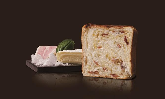 チーズ&ベーコン(1,404円)