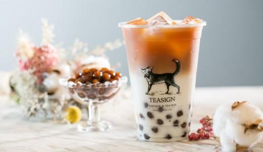 札幌パルコに台湾茶専門店『TEASIGN(ティーサイン)』が新店をオープン!