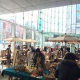 大通ビッセで人気イベント『めぐり市』が開催!16店舗が出店