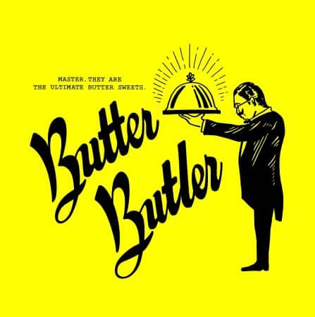 バターバトラーのおじさん