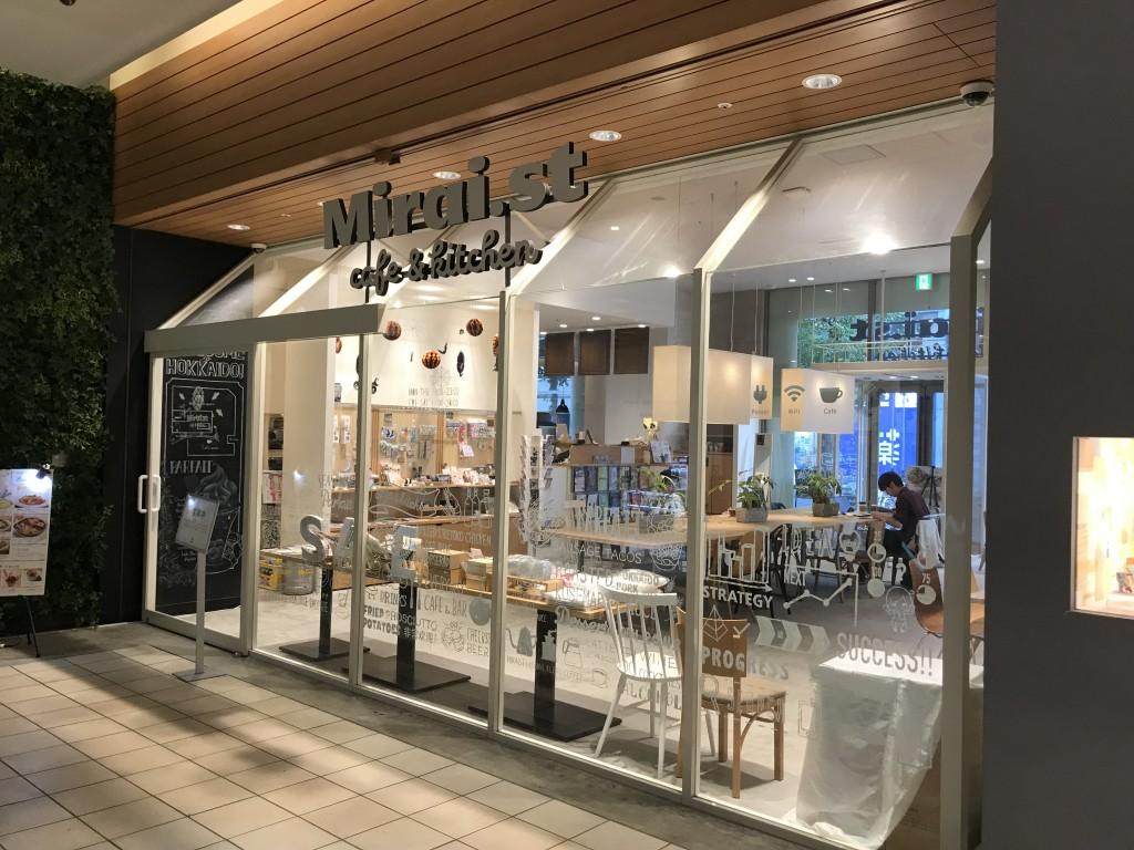 ミライストカフェが閉店!6月中旬には札幌時計台近くに移転オープン