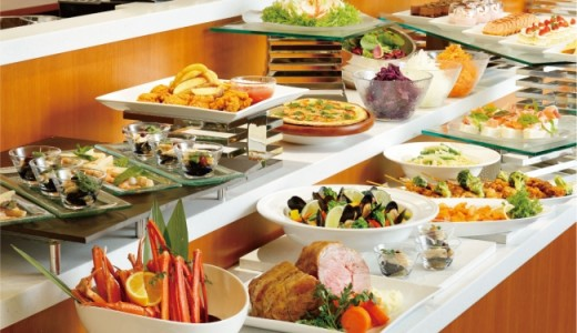 札幌東急REIホテルのサウスウエストで、毎年好評のゴールデンウィークディナービュッフェが4月27日より開催