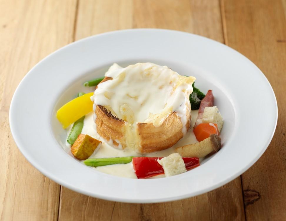 ルタオが究極のメニュー『チーズパンデュ』をドレモルタオ限定で提供開始