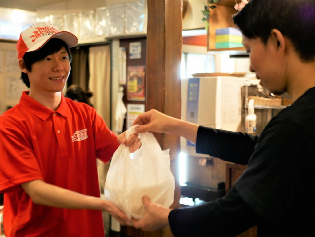 北海道初!『出前館』が今まで出前をしていなかったお店からもデリバリー可能になるサービスを開始!