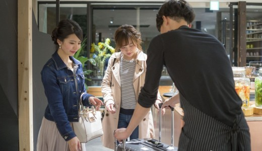 荷物預かりサービス『ecbo cloak(エクボクローク)』が札幌駅で実証実験を開始