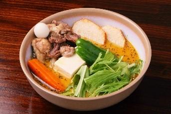 牛スジ豆腐カリー 1,850円