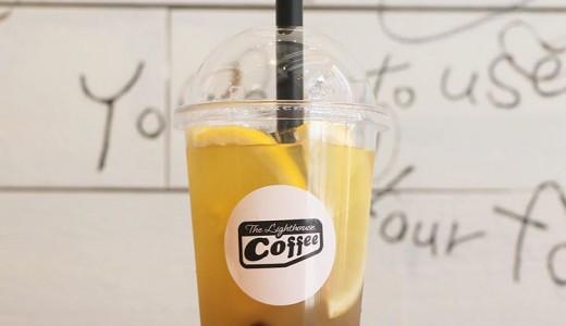 ライトハウス コーヒー&ビアーにて、新作タピオカドリンク『グレープフルーツジャスミンティー』が発売