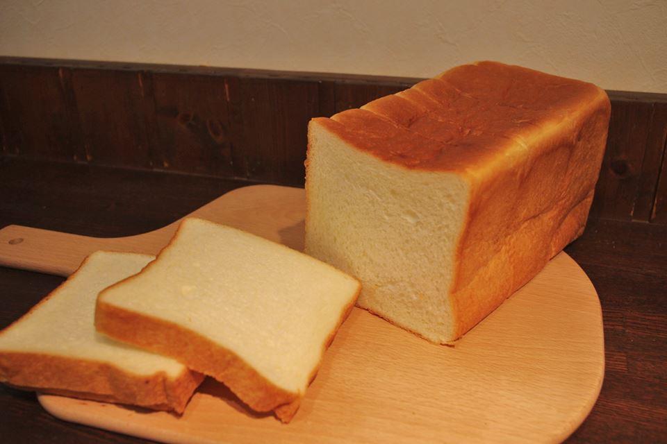 ベーカリーカンスケのカンスケ生食パン