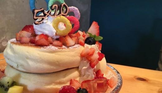 円山ぱんけーきでスペシャルバージョンのパンケーキが5日間限定で登場