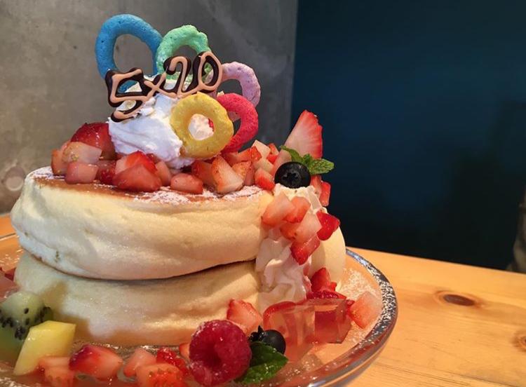 円山ぱんけーきの5×20 Fan Anniversaryスペシャルバージョン