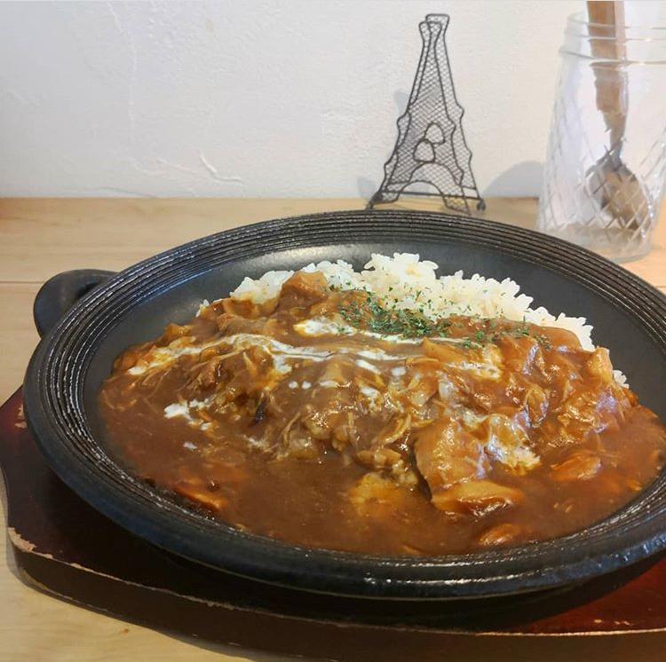 ease cafe(イーズカフェ)のチキングラニール