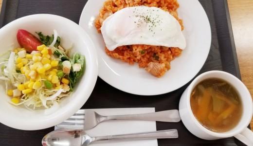 【コロポックル】メニューはワンコインランチ1種類のみという平岸カフェ!