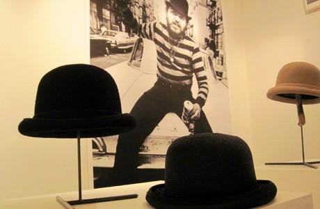 キキヨコチョに店舗を持たない帽子屋『移動帽子屋AURA』が期間限定オープン!