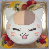 チョイスケーキ-ニャンコ先生
