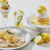 J.S. パンケーキカフェで瀬戸内レモンを使用したフェアを開催!