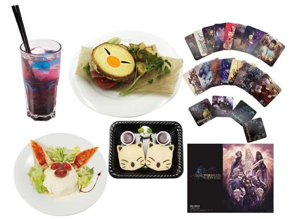 『ファイナルファンタジー エオルゼアカフェ 札幌出張店』が今年もピヴォで開催!