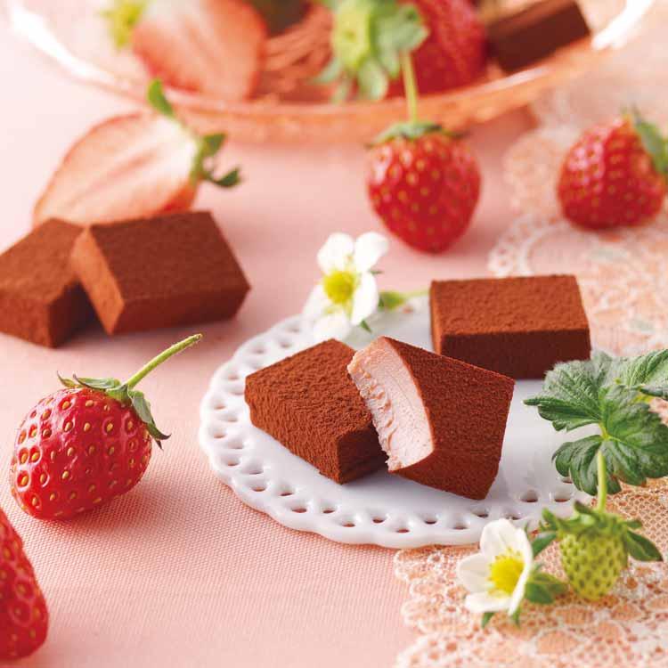 生チョコレート[ストロベリー]