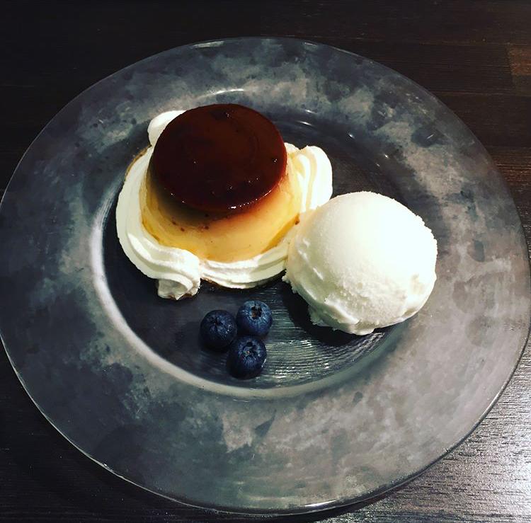 pudding maruyama(プディング マルヤマ)のカスタードプディング&ジェラート
