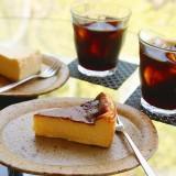カフェ 崖の上のバスクチーズケーキ&ニューヨークチーズケーキ
