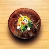 スープカレーネイビーズの『契約農家直産の季節の道産野菜12種のスープカレー』