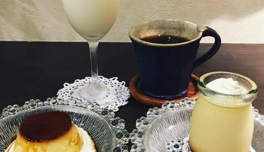 【pudding maruyama(プディング マルヤマ)】円山でプリンスイーツを提供する一軒家カフェ!