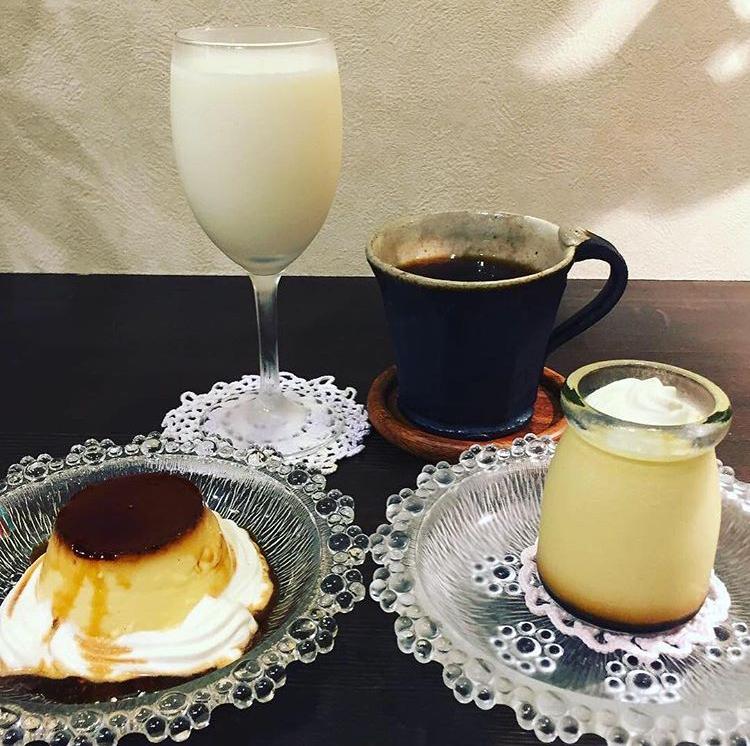 プリンスイーツを提供する一軒家カフェ『pudding maruyama(プディング マルヤマ)』