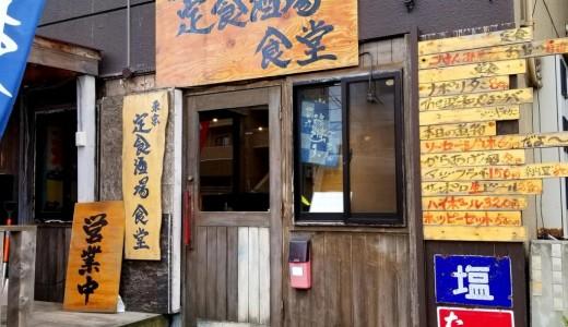 【定食酒場食堂 札幌店】日替わり定食288円・ナポリタン80円という南郷18丁目の激安定食屋