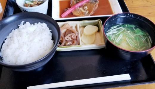 【お食事処 河童】さばみそ定食が人気の日替わり500円ランチを提供するお店