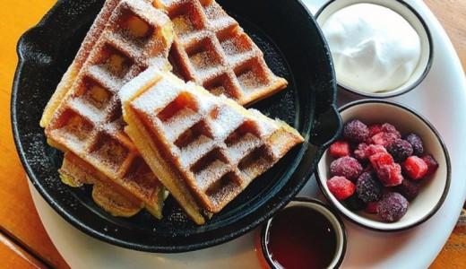 【なないろカフェ シェリーのポッケ】西区西野にある誕生日月にパンケーキが無料になるカフェ!