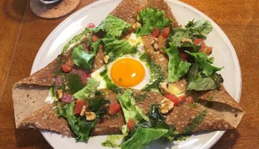 【クレープリー月】円山にあるガレットとクレープの専門店!もちもちクレープが美味しい!