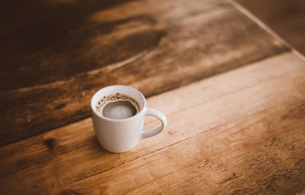 珈琲豆にこだわった小さなカフェ『Cafe 葉月(はづき)』