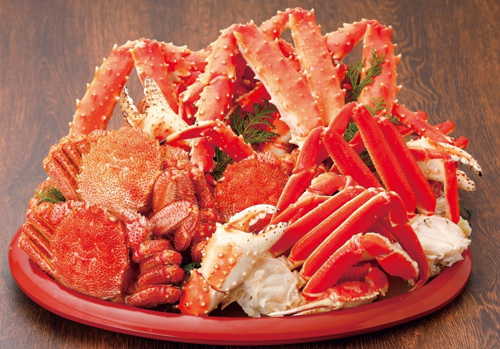 蟹のしゃぶしゃぶ食べ放題専門店『蟹のつめ』-すすきの
