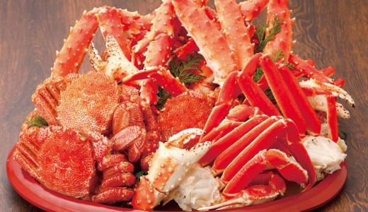 【蟹のつめ】すすきのにある蟹のしゃぶしゃぶ食べ放題専門店!蟹しゃぶ・茹で蟹の食べ放題に40cmのカニフライランチもっ