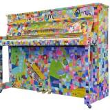 札幌駅にカラフルなストリートピアノを期間限定で設置!
