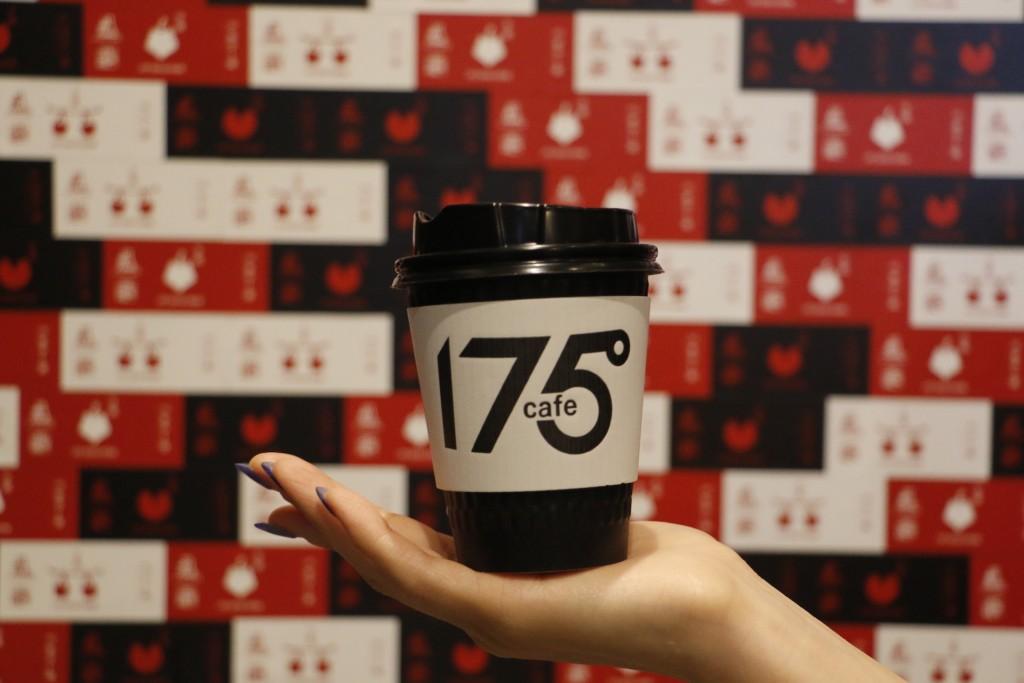 175°DENO担担麺 LoungeHOKKAIDOの175°コーヒー