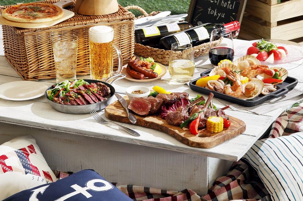 札幌エクセルホテル東急で7月1日(月)からBBQも楽しめる全天候型ビアガーデンが開催!