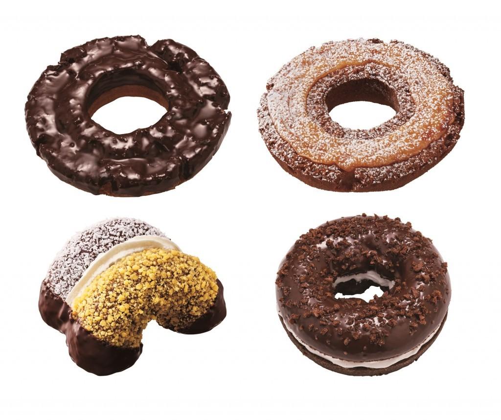 ミスタードーナツの『夢のドーナツ』がリニューアル後の美味しさで限定復活!