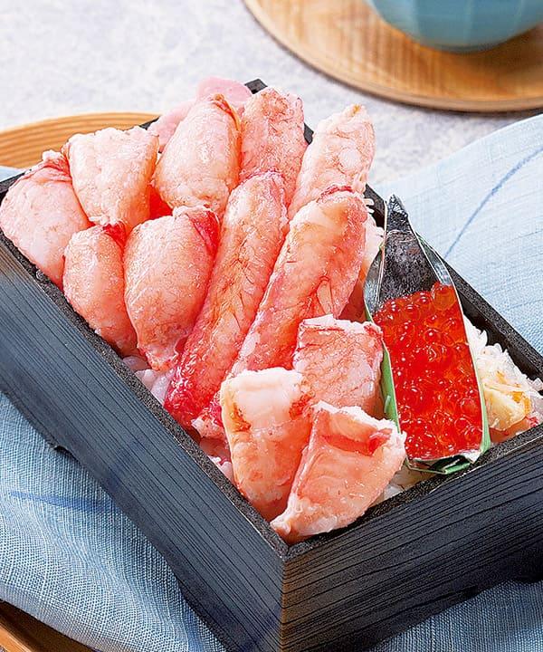 【札幌蟹工船】かにもりもり弁当