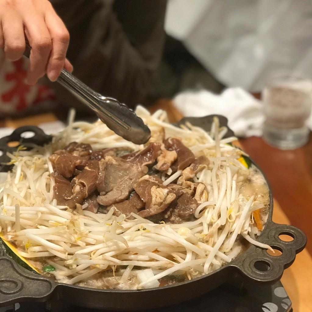 【千歳市】松尾ジンギスカン 新千歳空港店