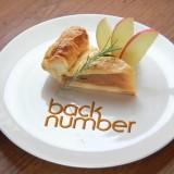 タワーレコードカフェでback numberとのコラボカフェ『back number cafe』を7月11日(木)より開催!
