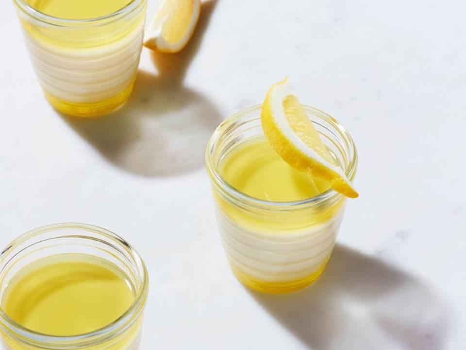 瀬戸内レモンのプリン