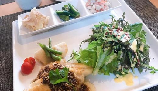 【カフェ・ラ・ベルコリーヌ】週替わりのプレートが楽しめる清田区カフェ