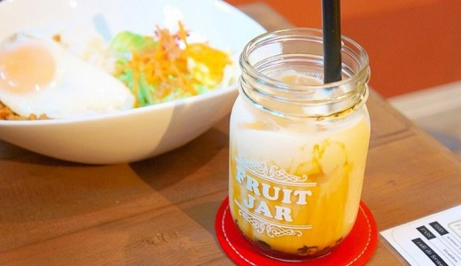 【cafe de ferme(カフェ ド フェルム)】フレンチトーストやタピオカも楽しめる新琴似のカフェ