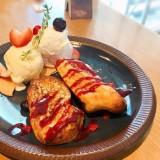 【1LDK terrace-ワンエルディーケー テラス】フレンチトーストやサンドイッチを提供!