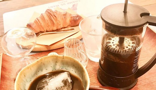 【ブーランジェリーポーム 南3条店】イートインも完備!ベーカリーや森彦コーヒーも味わえるぞっ!
