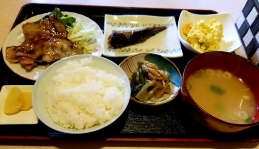 【喫茶 館(やかた)】麻生駅すぐにある500円日替わりの喫茶。そばもあるぞっ!