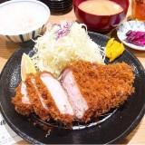 とんかつ檍(あおき) 札幌店のとんかつ