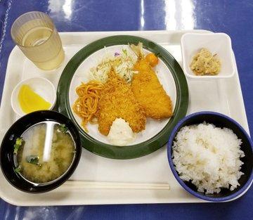 札幌市交通局本局地下食堂(大谷地)のトクトクランチ