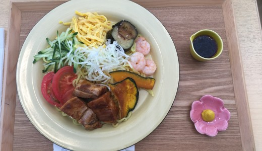 【カフェ ゆとりの空間 大丸札幌店】人気料理家プロデュースのカフェ!札幌限定メニューもあるぞ!