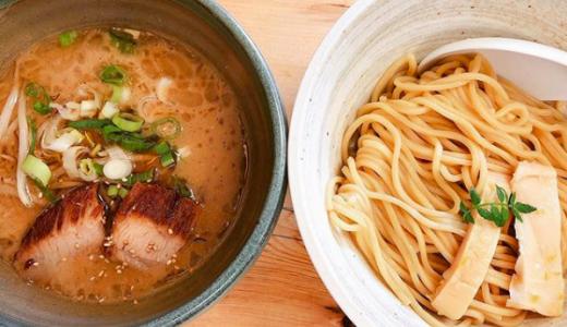 【札幌つけ麺 風來堂(ふうらいどう)】太麺に濃厚ダシのつけ麺を提供する豊平区ラーメン店